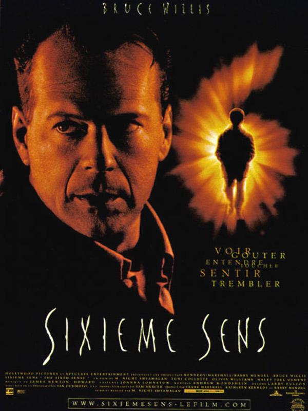 film sixième sens